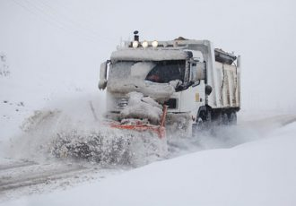 راه ارتباطی ۱۱روستا در زنجان همچنان مسدود است