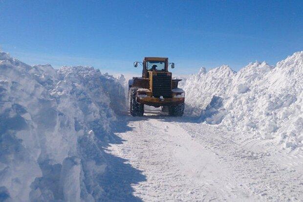 راه ۵۰ روستا در آذربایجان شرقی مسدود است