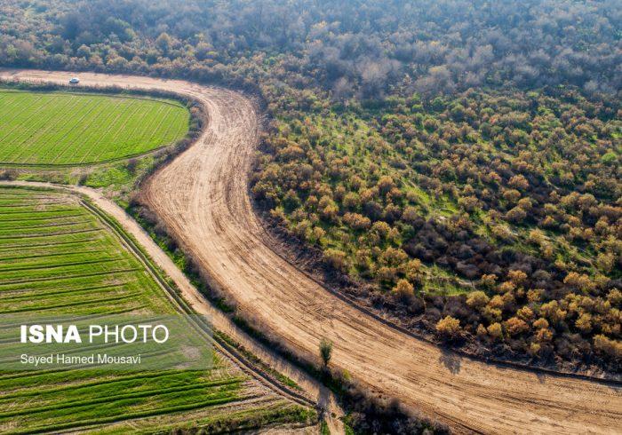 ماجرای پیچیده یک راه روستایی که باید از منطقه حفاظتشده بگذرد