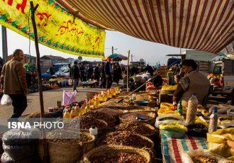 یک بام و دوهوای بازارچه فروش در طارمسفلی