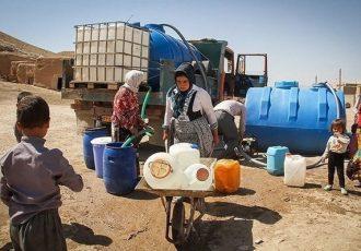 اهالی روستای اشترمل روزی ۲ ساعت آب شرب دارند
