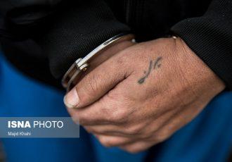 دستگیری قاتل فراری در یکی از روستاهای شهرستان گناوه
