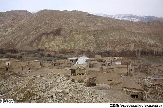 خسارت ۱۰۰ درصدی سیل به اراضی کشاورزی روستای عبدالله آباد سرخه