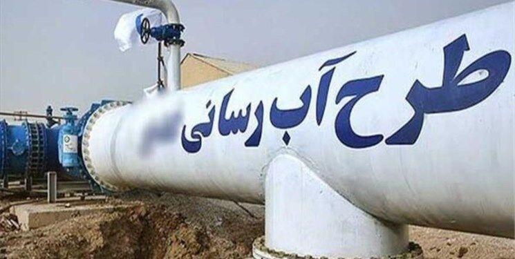 آبرسانی به ۷۰۲ روستای دارای تنش آبی خوزستان