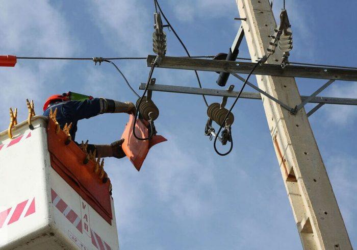 آغاز عملیات برق رسانی به روستای جدید لیرهای جاسک