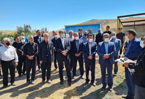 شبکه برق ۵۵ روستای اهر و هریس بازسازی و ترمیم میشود