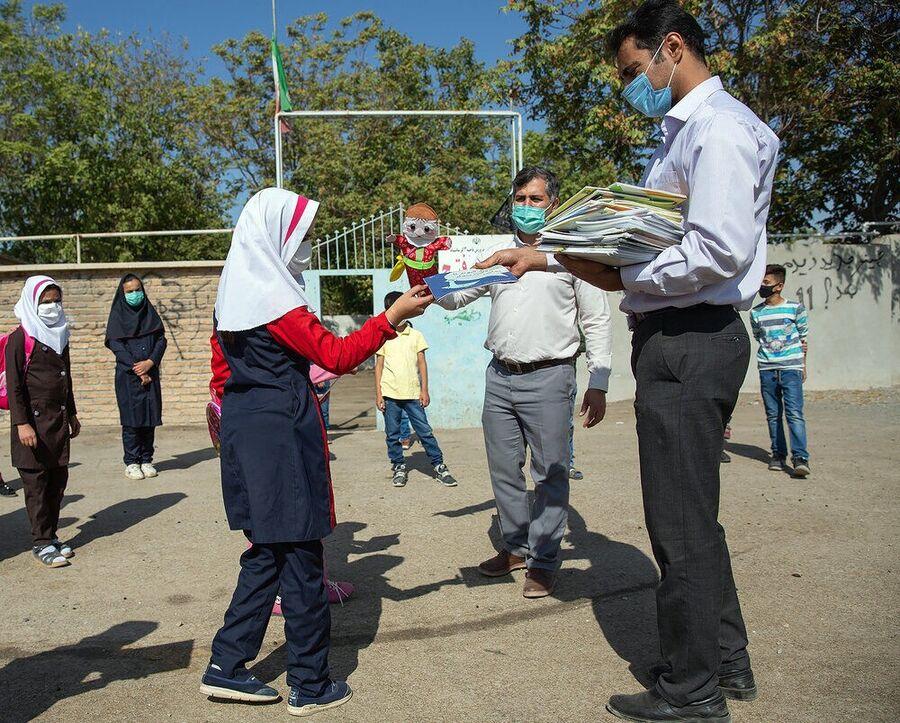 بازگشایی مدارس روستایی کمتر از ۱۳۰ نفر در شاهرود