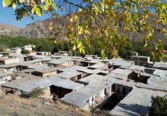 تعمیر و مرمت بافت تنها روستای بدون کوچه ایران