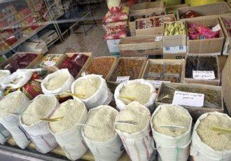 توزیع بیش از ۲۲۰۰ تن کالای اساسی درخراسان رضوی