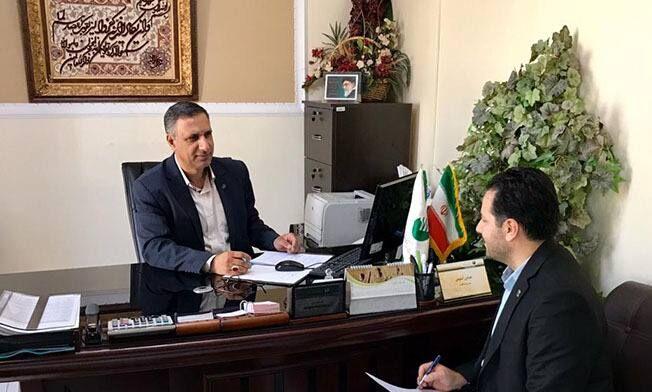 توسعه خدمات الکترونیکی در ۲۷۳ باجه روستایی در آذربایجان غربی