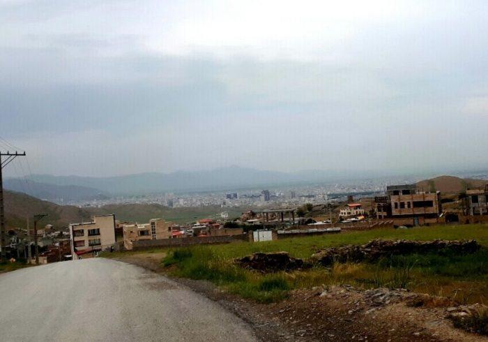 سوداگری زمین در روستای ییلاقی نظمآباد
