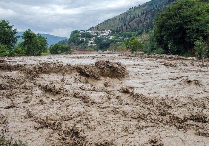 قرارگیری ۲۷۴ روستای زنجان در مسیر سیلاب