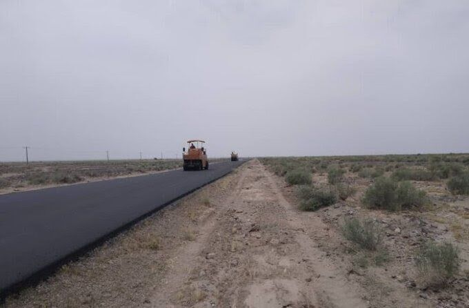 محرومیت زدایی با بهسازی راههایی روستایی میامی