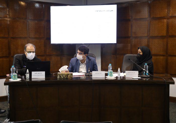 طرح تفصیلی در نهاد راهبری و پایش طرح های توسعه شهری تهران بررسی شد