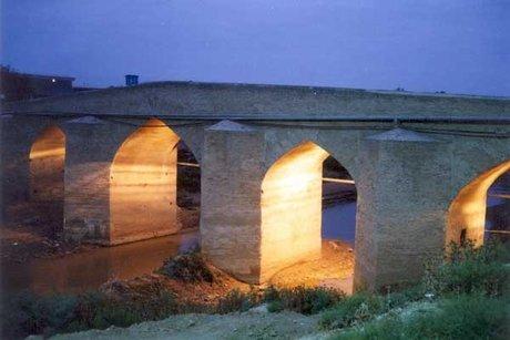 """معضل پلهای بدون حفاظ روستای """"وانشان"""" گلپایگان"""