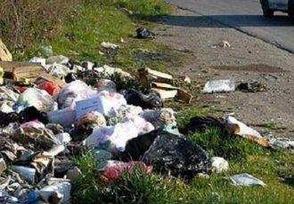 نگرانی از وضعیت زباله روستاهای سیاهکلو لاهیجان