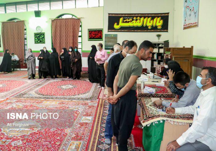ساعت ۲۳، پایان کار انتخابات در شعب روستایی استان مرکزی