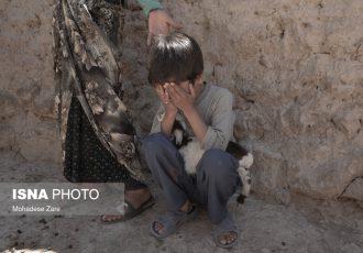 زنگ خطر برای ایران زمین!                                 خشکسالی در روستای کلاته عربها