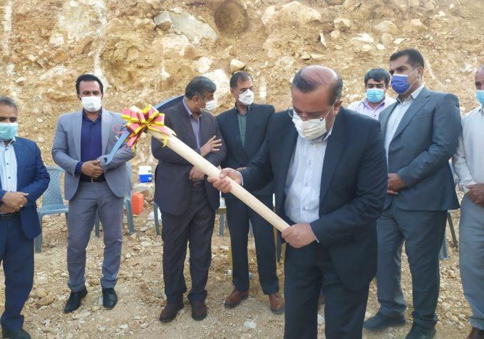 """آغاز عملیات احداث راه و پل """"برد پهن جلیل"""" شهرستان بویراحمد"""
