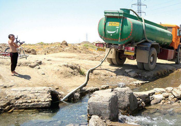 افزایش آبرسانی سیار در خراسان رضوی به ۳۵۰ روستا