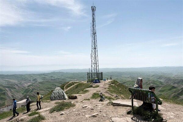 برخورداری ۳۹۹ روستای سمنان از پوشش اینترنت LTE