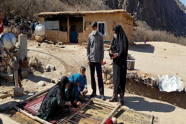 برگزاری دورههای آموزش صنایعدستی در روستاهای مارگون