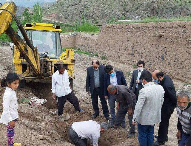 تامین آب شرب دائمی عشایر آذربایجان شرقی تا پایان سال