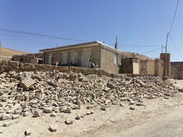 تخریب ۳۰ تا ۴۰ درصدی برخی خانههای کاهگلی در قوچان