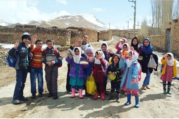 دایر شدن مدارس روستایی و عشایری به شکل حضوری