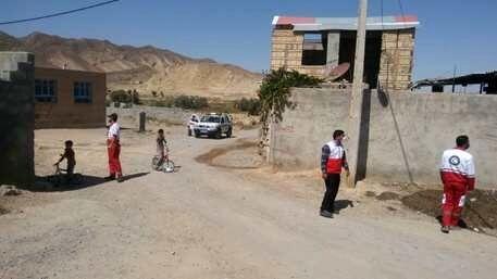 وضعیت ۵۹ روستای درگیر در زلزله خراسان رضوی