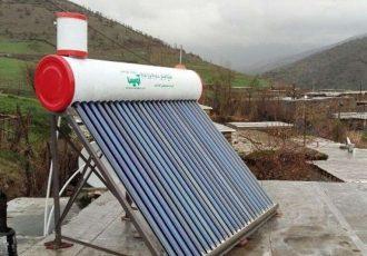 پنل های خورشیدی میان عشایری استان تهران توزیع شد
