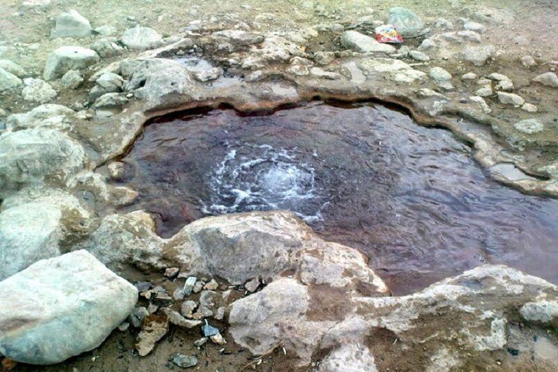 کاهش آبدهی چشمهها در روستاهای سمنان